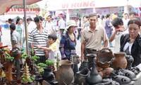 งานแสดงสินค้านานาชาติ Tịnh Biên - An Giang ประจำปี 2013 ได้เปิดขึ้นแล้ว