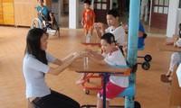 กองทุนเพื่อเด็กแห่งสหประชาชาติให้ความช่วยเหลือเด็กพิการเวียดนามต่อไป