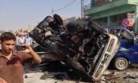 มีผู้เสียชีวิตและได้รับบาดเจ็บจำนวนมากจากเหตุระเบิดในประเทศอิรัก