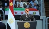 ซีเรียตำหนิอียิปต์ที่ประกาศตัดความสัมพันธ์ทางการทูตกับรัฐบาลซีเรีย