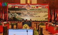 เปิดการประชุมรัฐมนตรีอาเซียนเกี่ยวกับการป้องกันและปราบปรามอาชญากรรมข้ามชาติ
