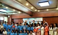 เปิดโครงการแลกเปลี่ยนเยาวชนไทย-เวียดนาม ครั้งที่ 6 ประจำปี 2014
