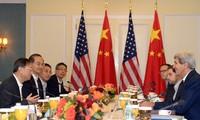 จีนและสหรัฐเห็นพ้องที่จะกระชับความร่วมมือในการรับมือกับเชื้ออีโบลา