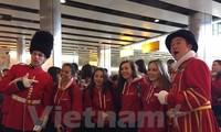 สายการบินเวียดนามแอร์ไลน์เปิดเส้นทางบินตรงไปยังสนามบินฮีทโธรว์ในกรุงลอนดอน