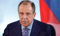 รัฐมนตรีว่าการกระทรวงการต่างประเทศรัสเซียให้สัมภาษณ์เกี่ยวกับนโยบายการต่างประเทศของรัสเซีย