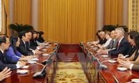 มีส่วนร่วมขยายความเข้าใจระหว่างประชาชนเวียดนามกับสหรัฐ