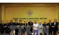 อาเซียนและออสเตรเลียร่วมมือกันในการต่อต้านการค้ามนุษย์