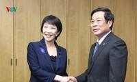 เวียดนาม – ญี่ปุ่นกระชับความร่วมมือด้านการสื่อสารและประชาสัมพันธ์