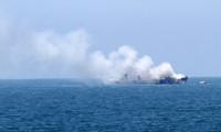 กลุ่มไอเอสโจมตีเรือของกองทัพเรืออียิปต์