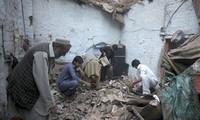 สหประชาชาติเสนอให้สนับสนุนอัฟกานิสถานและปากีสถานแก้ไขผลเสียหายจากเหตุแผ่นดินไหว