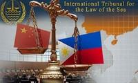 ประชาคมระหว่างประเทศสนับสนุนพีซีเอที่รับคดีฟิลิปปินส์ฟ้องร้องจีน