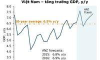 ธนาคารสแตนดาร์ดชาร์เตอร์ดคาดการณ์ว่า จีดีพีของเวียดนามอาจบรรลุร้อยละ 6.9