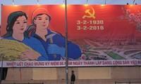 กิจกรรมฉลองครบรอบ 86ปีการก่อตั้งพรรคคอมมิวนิสต์เวียดนาม