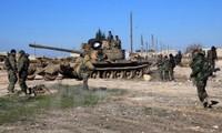 ข้อตกลงหยุดยิงในซีเรียบรรลุความคืบหน้า