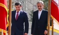 อิหร่านและตุรกีเห็นพ้องที่จะเพิ่มมูลค่าการค้าขึ้นเป็น 3 เท่า