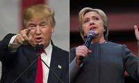 นางฮิลลารีคลินตันและนายโดนัลด์ทรัมป์ได้รับชัยชนะในการเลือกตั้งขั้นต้นในรัฐฟลอริดา