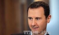 การถอนทหารของรัสเซียจะไม่ส่งผลกระทบในทางลบต่อสถานะของประธานาธิบดีซีเรีย