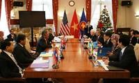 อาเซียนและสหรัฐหารือเกี่ยวกับความสัมพันธ์ทวิภาคี