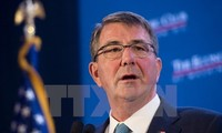 รัฐมนตรีว่าการกระทรวงกลาโหมสหรัฐเยือนเขตอ่าวเปอร์เซียร์เพื่อผลักดันการสนับสนุนต่ออิรัก
