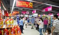 สถานประกอบการขายปลีกเวียดนามยืนยันส่วนแบ่งในตลาดภายในประเทศ