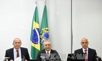 รัฐบาลเฉพาะกาลของบราซิลเสนอให้ผลักดันกระบวนการพิจารณาคดีประธานาธิบดีบราซิล ดิลม่า รุสเซฟ