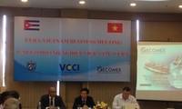 กระชับความร่วมมือด้านการค้าระหว่างเวียดนามกับคิวบา