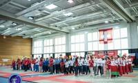 การแข่งขัน Vovinam ชิงแชมป์ยุโรปครั้งที่ 4 ณ ประเทศสวิสเซอร์แลนด์