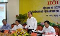 ผลกระทบจากข้อตกลงทีพีพีต่อการพัฒนาเศรษฐกิจ การคลังและลิขสิทธิ์ทางปัญญาของเวียดนาม