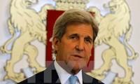 รัฐมนตรีว่าการกระทรวงการต่างประเทศสหรัฐและจีนหารือถึงปัญหาที่ให้ความสนใจร่วมกัน