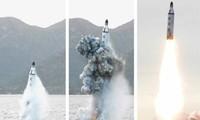 สาธารณรัฐประชาธิปไตยประชาชนเกาหลีทำการทดลองยิงขีปนาวุธนำวิถีต่อไป