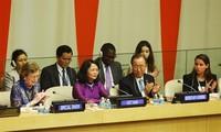เวียดนามเข้าร่วมการประชุมสุดยอดของสหประชาชาติเกี่ยวกับการรับมือการเปลี่ยนแปลงของสภาพภูมิอากาศ