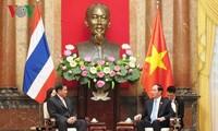เวียดนามและไทยกระชับความร่วมมือในหลายด้าน