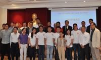 งานเฟสติวัลเยาวชนและนักศึกษาเวียดนามในยุโรปครั้งที่ 2