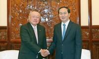 เวียดนามและญี่ปุ่นยังมีศักยภาพความร่วมมือด้านเศรษฐกิจสูงมาก