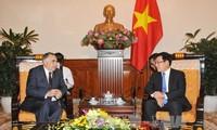 เวียดนาม-ชิลีทาบทามความคิดเห็นทางการเมืองระดับรัฐมนตรีช่วย