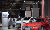 งานนิทรรศการอุตสาหกรรมประกอบรถยนต์จีน-อาเซียนครั้งที่ 6