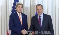 รัสเซียและสหรัฐเห็นพ้องกันที่จะแสวงหามาตรการแก้ไขวิกฤตในเมือง Aleppo