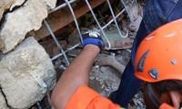 จำนวนผู้เสียชีวิตและได้รับบาดเจ็บจากเหตุแผ่นดินไหวในประเทศอินโดนีเซียเพิ่มขึ้น