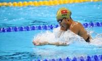 เวียดนามคว้า 39 เหรียญทองจากการแข่งขันว่ายน้ำเยาวชนชิงแชมป์เอเชียตะวันออกเฉียงใต้