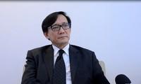 ท่านมานพชัยวงศ์ภักดีเอกอัครราชทูตไทยประจำกรุงฮานอยอวยพรประชาชนเวียดนามในโอกาสเทศกาลคริส์มาสและปีใหม่