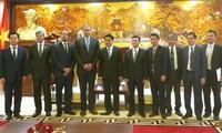 กรุงฮานอยมีความประสงค์ที่จะกระชับความร่วมมือกับกรุงบัวโนสไอเรส ประเทศอาร์เจนตินา