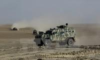 ตุรกีกดดันไม่ให้กองกำลังชาวเคิร์ดเข้าร่วมการโจมตีเพื่อปลดปล่อยเมือง  Raqqa ประเทศซีเรีย