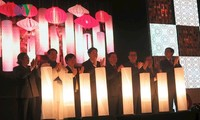 เปิดงานวันวัฒนธรรมสาธารณรัฐเกาหลีในเมืองฮอยอาน
