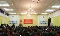 เปิดการรณรงค์การเขียนเกี่ยวกับความสามัคคีในการต่อสู้ของเวียดนาม ลาวและกัมพูชา
