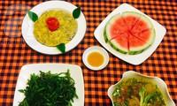 ค้นคว้าวัฒนธรรมอาหารในกรุงฮานอยใน 1 วัน (ตอนที่ 3 - อาหารมื้อเย็น)