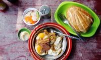 แนะนำอาหารริมฟุตบาตของนครโฮจิมินห์ในประเทศเยอรมนี (ตอนที่ 1)