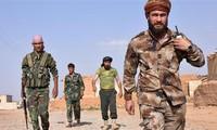 กองทัพซีเรียสามารถยืดคืนเขตต่างๆได้