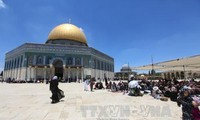 จอร์แดนเรียกร้องให้อิสราเอลเปิดมัสยิด al-Aqsa อีกครั้ง