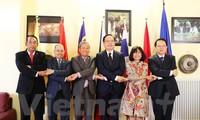 เวียดนามปฏิบัติหน้าที่เป็นประธานหมุนเวียน ACR ในประเทศอิตาลีอย่างลุล่วงไปด้วยดี