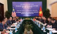 เวียดนามและมาเลเซียกระชับความร่วมมือในทุกด้าน